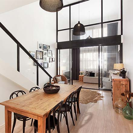 Surryhills Loft Interior Design